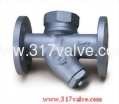 (ST-T3F) CAST IRON STEAM TRAP 16K FLANGED END