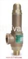 (SV-B9DA) صمام أمان برونزي بآلية تصريف وبميزة رفع بسيط (1x2)
