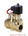 (UPS Series) MULTIPLEX, PILOT OPERATED PISTON, CONDUCTIVE AND NORMALLY CLOSED SOLENOID VALVE