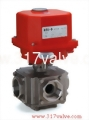 (UM-3 Direct Mount Series) ELECTRIC ACTUATOR