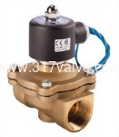 UV(VACUUM) Series) DIRECT, MULTIPLEX, CONNECTED DIAPHRAGM CONDUCTIVE AND NORMLLLY CLOSED SOLENOID VALVE