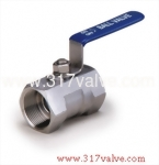 (BV-HX6/BV-HX2) 1-PC INVESTMENT CASTING BALL VALVE (HEXAGON TYPE) 1000 WOG