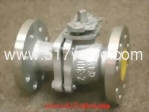 (BV-37F/BV-54F/BV-56F) 2-PC FLANGE BALL VALVE (FULL BORE) CLASS 300