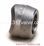 (FG-OLET-TH) HIGH PRESSURE PIPE FITTING OUTLET