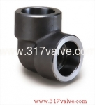 (FG-ELB90-SW) HIGH PRESSURE PIPE FITTINGS ELBOW 90 DEG