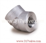 ( FG-ELB45-TH) HIGH PRESSURE PIPE FITTING