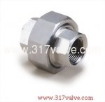 (FG-UNI-TH) HIGH PRESSURE PIPE FITTING UNION