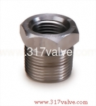 (FG-HXBUSH-TH) HIGH PRESSURE PIPE FITTING HEXAGON BUSHING