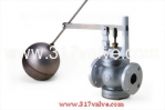 (FT-551) CAST IRON & STAINLESS STEEL FLOATING BALL Valve