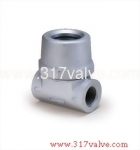 (SK-T8) CAST IRON SIGHT GLASS SCREWED END (TEFLON BALL)