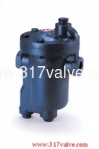 (ST-B1/ST-B2) Cast Iron Inverted Bucket Steam Trap