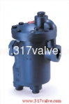 (ST-B4) Cast Iron Inverted Bucket Steam Trap