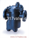 (ST-B5F) Inverted Bucket Steam Trap Flanged End