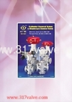 BRIEF CATALOGUES 2009 CYLINDER CONTROL VALVE & DIAPHRAGM CONTROL VALVE