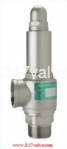 (SV-S9A/SVP-S9A) LOW LIFT ST.ST.304 SAFETY RELIEF VALVE