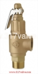 (SV-B29/SVP-B29)  LOW LIFT BRONZE SAFETY RELIEF VALVE  (OLD MODEL: S3W-LR)