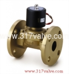(UWF (CONN.) Series) DIRECT, MULTIPLEX, CONNECTED DIAPHRAGM CONDUCTIVE AND NORMLLLY CLOSED BRONZE/BRASS SOLENOID VALVE