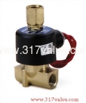 (UA (3 Way) Series)  DIRECT-ACTING, CONDUCTIVE AND NORMALLY CLOSED SOLENOID VALVE
