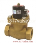 (UAW Series) MULTIPLEX, PILOT OPERATED PISTON, CONDUCTIVE AND NORMALLY CLOSED SOLENOID VALVE