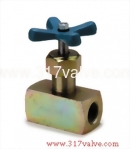 (ND-601) CARBON STEEL NEEDLE VALVE