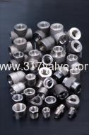高壓鍛造鋼管配件