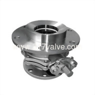 (BV-316-TB / BV-304-TB) TANK BOTTOM BALL VALVE