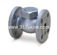 (DG-208) 鍛鐵立式逆止閥法蘭口 CLASS 20K 1/2~2