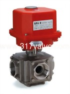 (UM-3) Series Direct Mount & With Mounting Kits ELECTRIC ACTUATOR