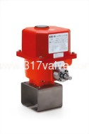 (UM-3-1 Series with Mounting Kits) ELECTRIC ACTUATOR