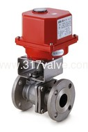 (UM-3 Series with Mounting Kits) ELECTRIC ACTUATOR