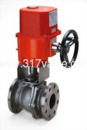 (UM-4 Series with Mounting Kits) ELECTRIC ACTUATOR