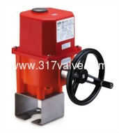 (UM-5 Series with Mounting Kits) ELECTRIC ACTUATOR
