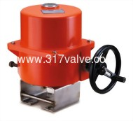 (UM-8/UM-10/UM-11 Series with Mounting Kits) ELECTRIC ACTUATOR