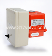 (UM-R-FWLS) Frequent Working Failsafe Electric Actuator