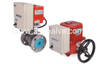Frequent-Working & Failsafe electric Actuator