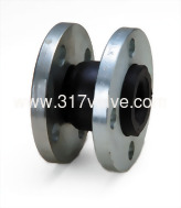 (AMS/AMS-H SERIES) SINGLE SPHERE RUBBER EXPANSION JOINT (FLOATING FLANGE)