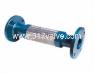 (JF-400BW SERIES) BRAIDED HOSE FLEXIBLE JOINT / COMPENSATOR / FLEXIBLE CONNECTOR