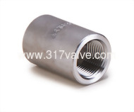 (FG-RDCUP-TH) HIGH PRESSURE PIPE FITTING REDUCING COUPLING