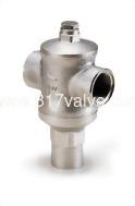 (PR-B6S) 銅製減壓閥