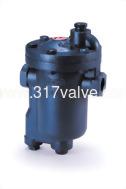 (ST-B1 / ST-B2 / ST-B3 / ST-B4) Cast Iron Inverted Bucket Steam Trap