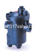 (ST-B4) Cast Iron Inverted Bucket Steam Trap