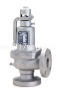 (S3F-LR) CAST IRON LOW LIFT SAFETY RELIEF VALVE FLANGED END