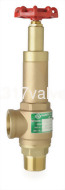 (SVP-HB9A) BRONZE SAFETY RELIEF VALVE