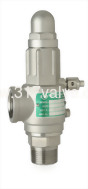 (SVPF-S6A)  FULL BORE ST.ST.316 SAFETY RELIEF VALVE