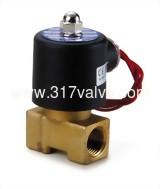(UD/UDH 小流量系列) 直動式通電開型電磁閥