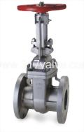 ANSI 150 GATE (SS304-54Y/SS316-56Y) صمام بوابي فولاذي مقاوم للصدأ مصنف من الطراز 150 وفقاً للمؤسسة الأمريكية للمواصفات القياسية
