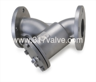 ANSI 150 STRAINER (YS-54F/YS-56F/YS-5CSF) STAINLESS STEEL & WCB Y-STRAINER ANSI 150LBS