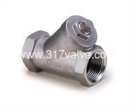 (YS-R6S/YS-R4S)  不鏽鋼316/304 Y型過濾器 CLASS 600 牙口