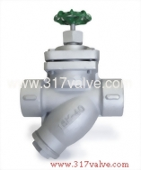 (ST-T6A) CAST IRON STEAM TRAP MANUAL TYPE SCREWED END