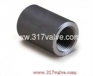 (FG-FLCUP-TH) HIGH PRESSURE PIPE FITTING FULL COUPLING